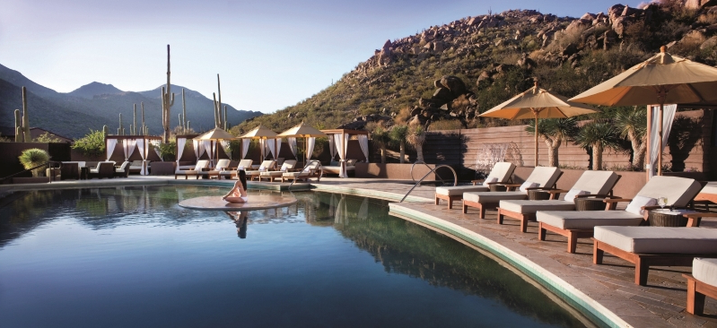Travel: The 8 Most Beautiful Desert Spa Destinations in