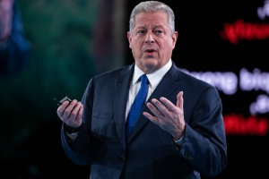 Al Gore and Environmental Groups Accuse Trump of 'Burying' Climate Report With Black Friday Release