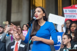 Ocasio-Cortez on climate change report: People will die if we don't act now
