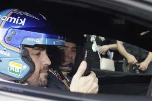 Alonso: Bahrain NASCAR test is 'just pure fun'