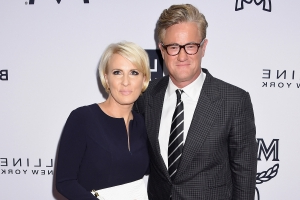 'Morning Joe' co-hosts Joe Scarborough and Mika Brzezinski marry in secret ceremony