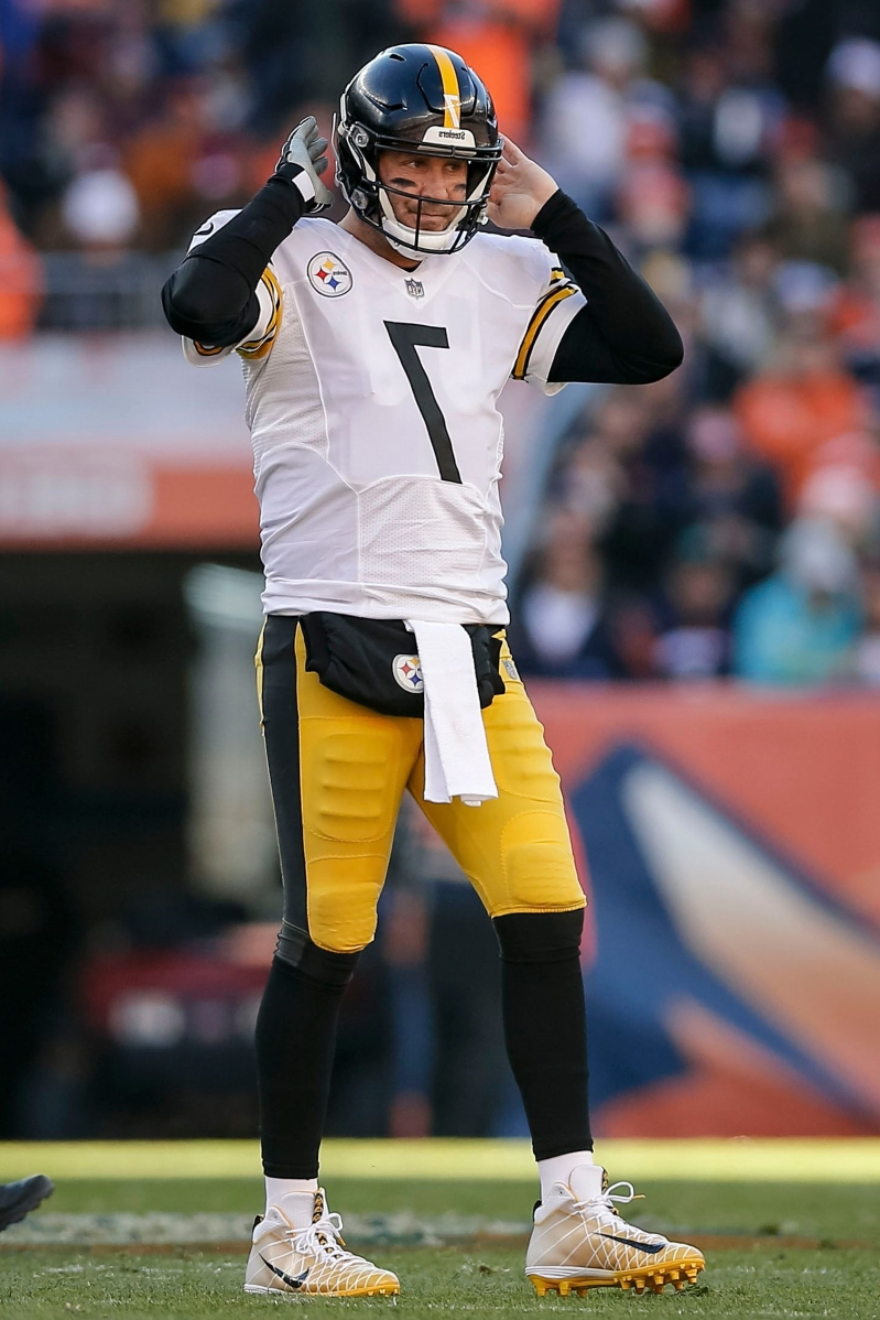ad56e09de Ben Roethlisberger s last-minute interception sinks Steelers against Broncos