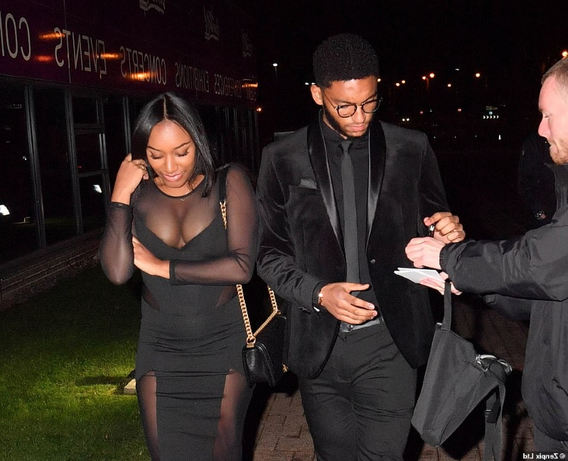 Liverpool stars and their WAGs turn out in force to attend the James Milner Foundation's 'Creepy CarnEVIL' charity ball as Reds boss Jurgen Klopp and wife Ulla Sandrock also show support