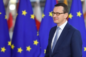 Polish prime minister says US is only real guarantor of European security