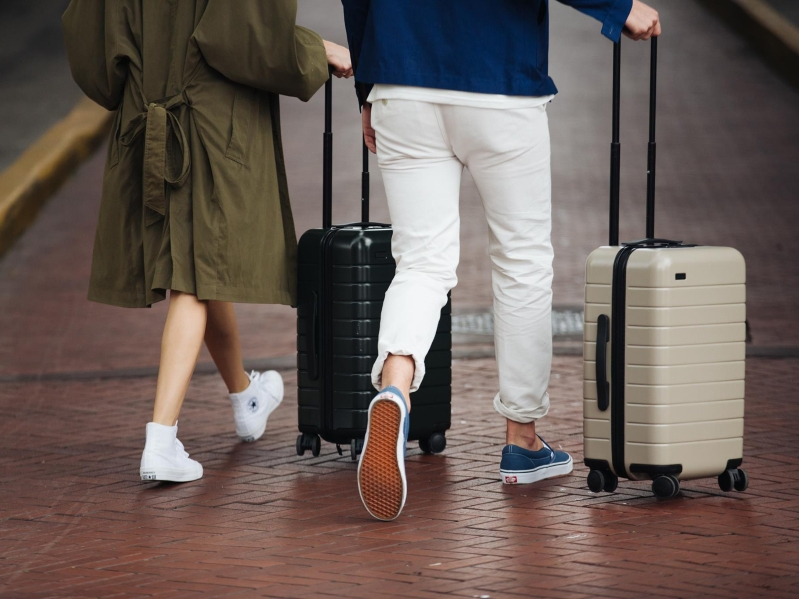 f5092cb1d Travel  Why Everyone Wants an Away Suitcase - PressFrom - Canada