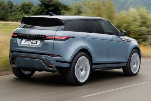 2020 Range Rover Evoque Global Reveal Gallery