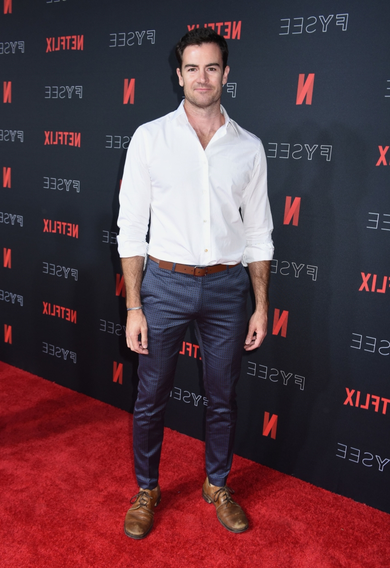 Entertainment Aussie Actor Ben Lawson Finds His Feet In Hollywood