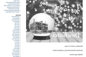 Historical society apologizes for 'dreaming of a white Dorchester' holiday card