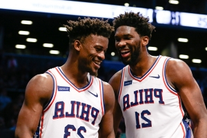 Jimmy Butler on future with Sixers: 'I could see this being being home'