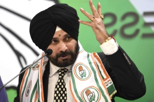 Kartarpur Corridor a bridge of peace: Navjot Sidhu ahead of inauguration
