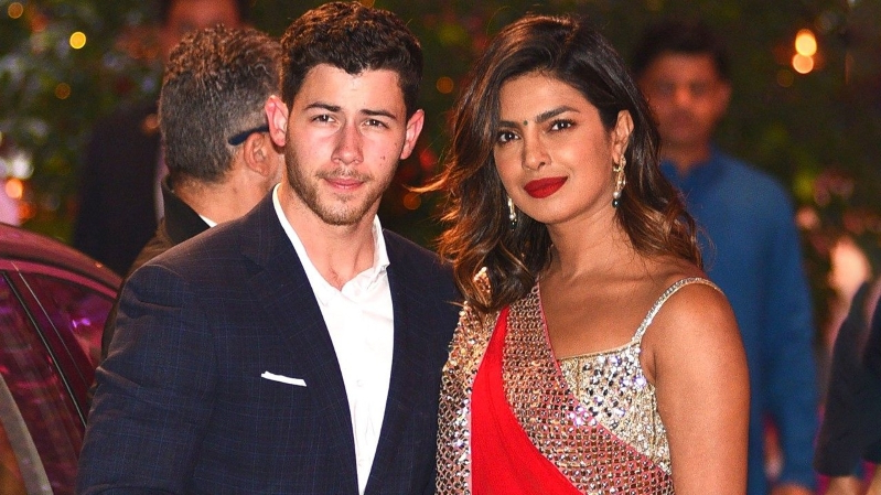 Nick Jonas and Priyanka Chopra Join Sophie Turner and Joe Jonas for Pre-Wedding Festivities in Mumbai