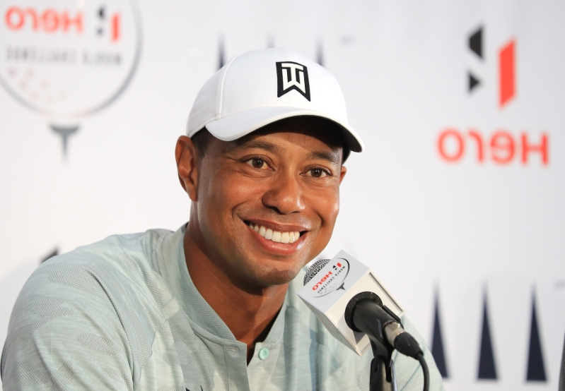 478f311c Sport: Tiger Woods talks 2019 schedule and says last season was 'too ...