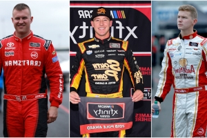 2019 Cup Rookie of the Year battle an unconventional three-man race
