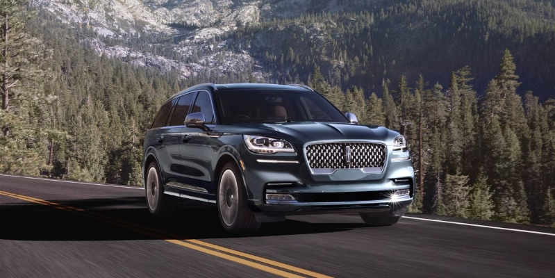 Auto Shows 2020 Lincoln Aviator This One Should Fly Pressfrom Us