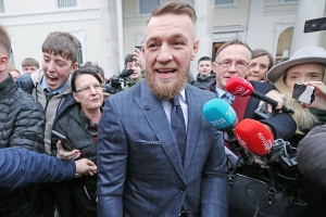 Conor McGregor Gets Six-Month Driving Ban for Speeding in Ireland