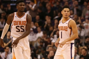 Devin Booker on Suns' future: 'I'd like to build a super team'