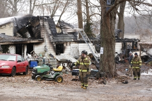 Fatal fire at Indiana home being investigated as possible criminal case