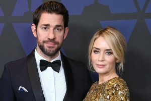 John Krasinski Uncontrollably Sobbed Watching Emily Blunt in 'Mary Poppins Returns'