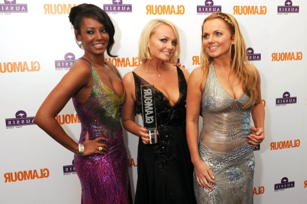 Entertainment: Mel B insists Geri Horner is OLDER than her