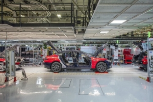 Might Tesla Buy Another Shuttered GM Factory?
