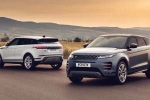 Range Rover Evoque Gets a Stylish Redesign for 2020