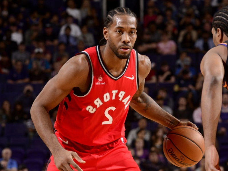02266666ce94 Sport  Report  Kawhi Leonard signs with New Balance - PressFrom - US