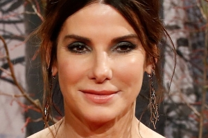 Sandra Bullock dazzles in ethereal mint green gown at Bird Box premiere in Berlin