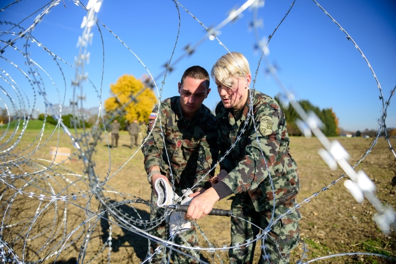 Offbeat: Slovenia becomes only NATO state with female army chief
