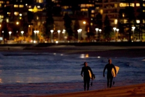 Surfer 'bitten by shark' at Manly