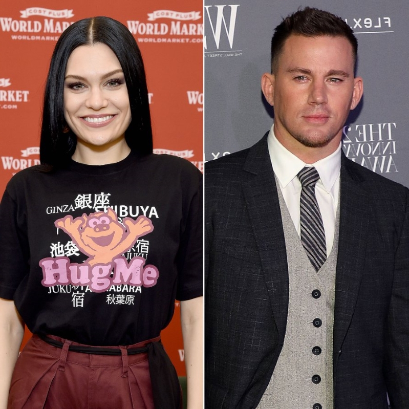 Swoon! Watch Channing Tatum, Jessie J Slow Dance at 'Magic Mike Live'