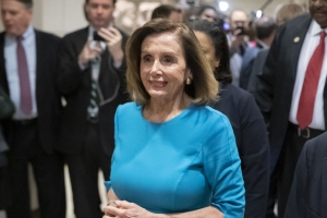U.S. House Democrats nominate Pelosi to be next speaker