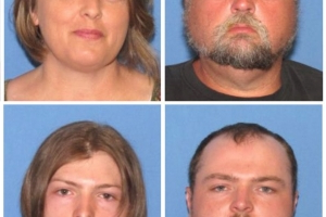 3rd of 4 suspects pleads not guilty in Ohio family slayings