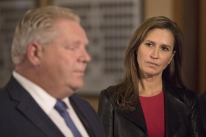 Bob Hepburn: The dream dies for Caroline Mulroney