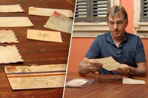 Dozens of Love Letters From 1950s Discovered in Arizona Home During Routine Inspection