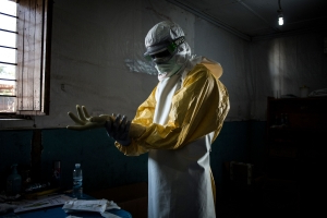 Ebola outbreak in east Congo now world's 2nd biggest