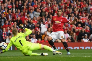 Manchester United off the market for Everton star De Gea
