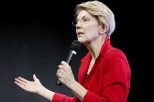 Warren demands lobbying firms come clean on Saudi ties
