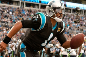 Cam Newton remains confident despite Panthers' losing streak: 'I feel like I'm playing the best football of my career'