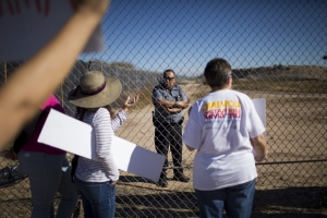 Lawmakers call for detention camp reforms