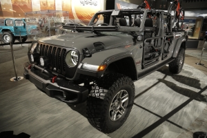 Mopar makes the 2020 Jeep Gladiator even better