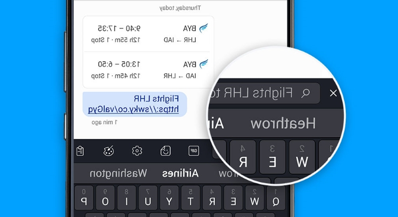 a630a86ae19 Tech & Science: SwiftKey for Android adds a handy search function to ...