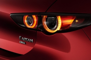 The 2019 Mazda 3 Introduces a New Font to the Mazda Brand