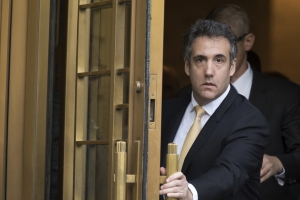Cohen believed Trump would pardon him, but then things changed