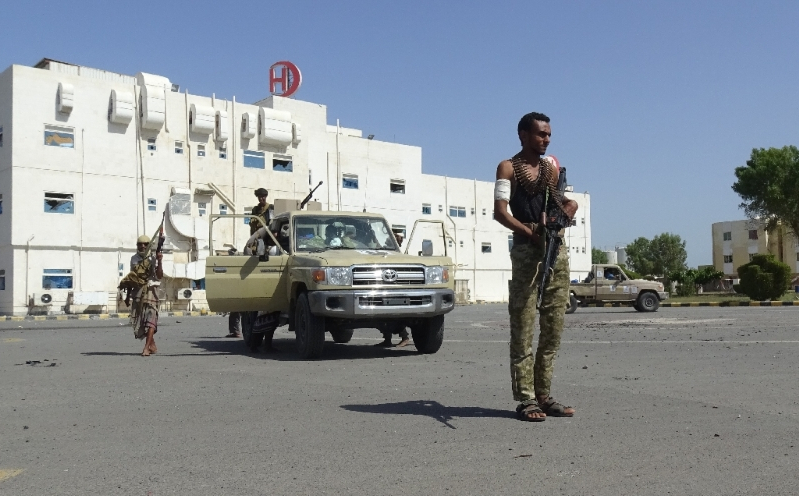 Deadly fighting erupts in Yemen's Hodeida