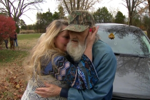 Man Reunited With Family 26 Years After They Were Told He Was Dead