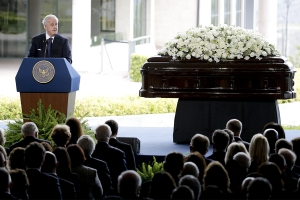 Mulroney to deliver eulogy for George H.W. Bush: 'One of nature's true gentlemen'