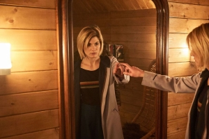 Doctor Who episode 9 is brilliant and baffling