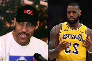 4565275c1d Sport: LaVar Ball on LaMelo's brawl in Europe: 'I wanted to choke ...