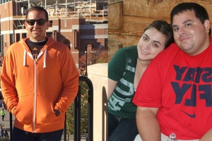No gimmicks! Man loses 180 pounds in just 10 months with diet, exercise