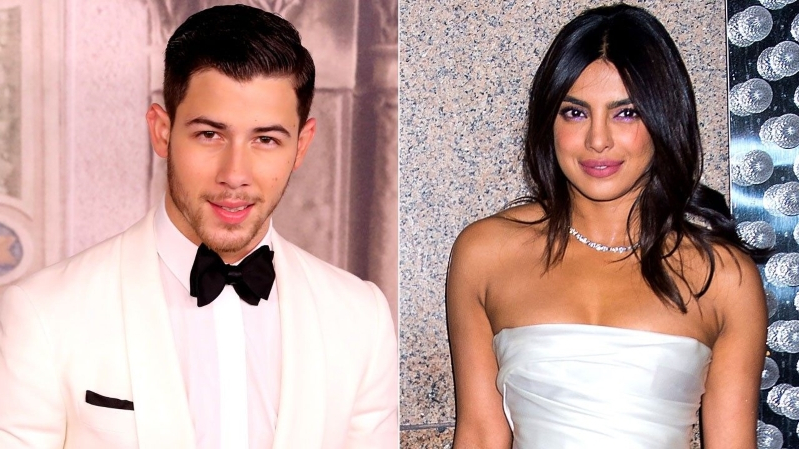 Priyanka Chopra and Nick Jonas Release First Official Photos From Both Wedding Ceremonies